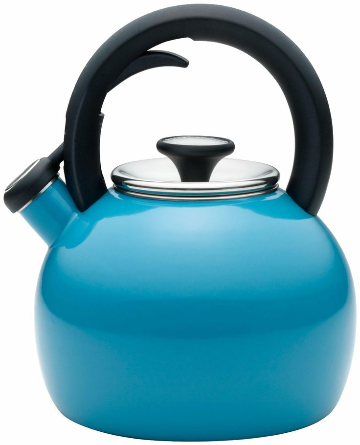 Turquoise Teakettle Tea Pots Kettle Porcelain