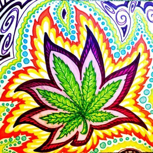 weed; art; marijuana; high; cannabis; psychedelic; trippy; dope; pot; sinsemilla; indica; sativa; smoker; ganja; hash; bong; stoner; blunt; trip; 420