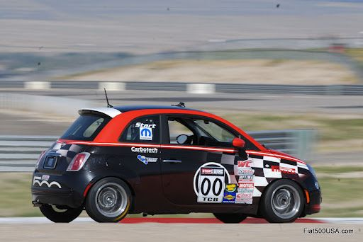 Jonathan Start successful at Pirelli World Challenge Touring Car B-Spec Championship