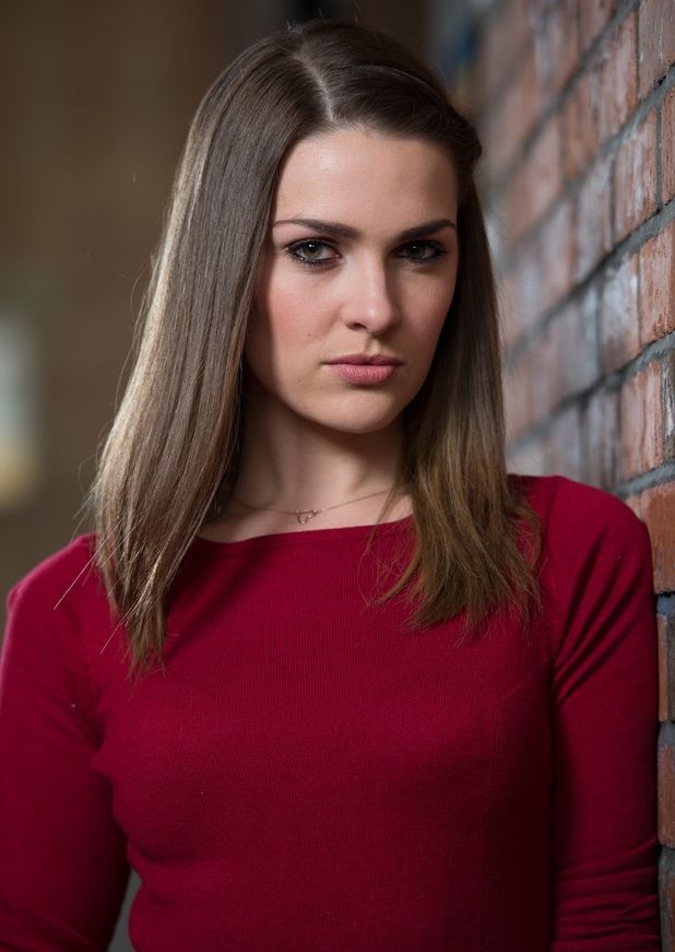 Anna Passey as Sienna Blake in Hollyoaks I HATE WHAT SHE DID TO NANCY!
