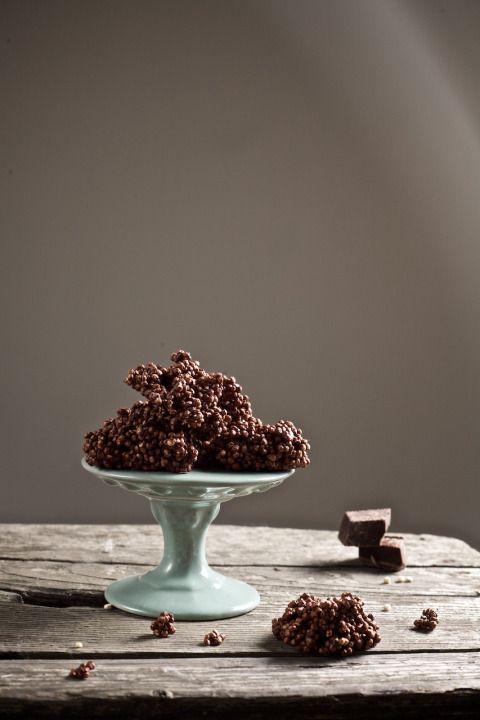 Quinoa-Schoko-Crispies, Food-Blog, vegan, glutenfrei, Rezept, Stuttgart