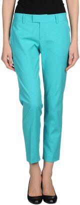 M MISSONI Casual pants - Shop for women's Pants - Turquoise Pants