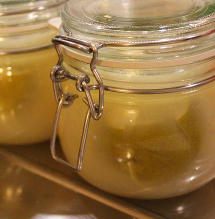 eingelegte Salz-Zitronen für marokkanische Gerichte