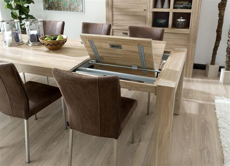 table avec rallonge extensible table en bois rallonge tables. Black Bedroom Furniture Sets. Home Design Ideas