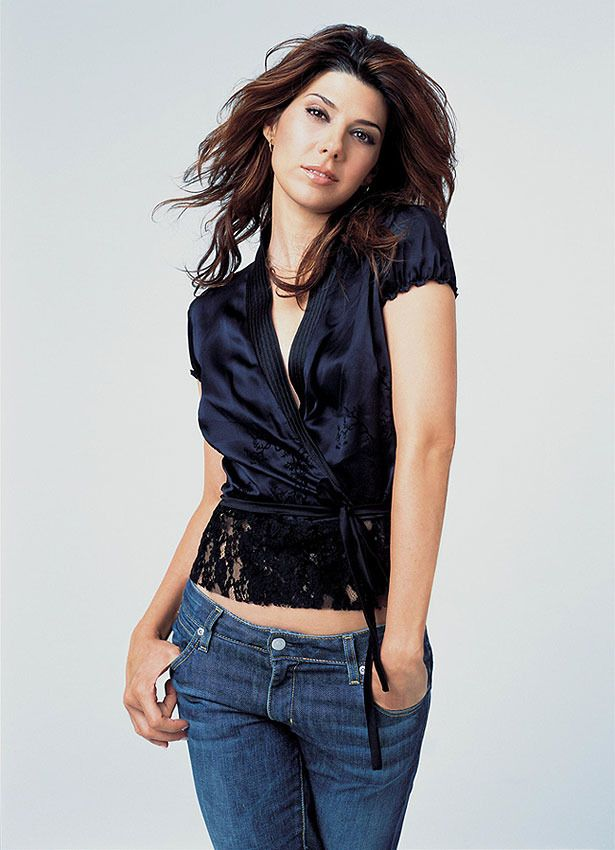 Marisa Tomei. To me, she always comes off as honest and relatable.