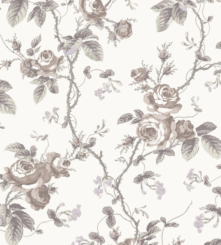 Design Classic | Vintage | French Roses Wallpaper by Borastapeter | Jane Clayton