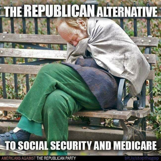 tRump Repukkkeswasn't your EARNED Social Security/Medicare BENEFITS to pay for the Tax Scam bill!!