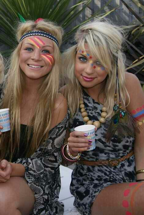 Face paint #festivalstyle                                                                                                                                                      More