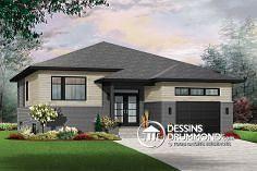 Plan de maison no. W3281-V1 de dessinsdrummond.com