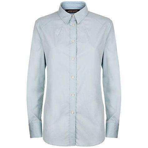 Buy Jaeger Dart Detail Shirt Online at johnlewis.com
