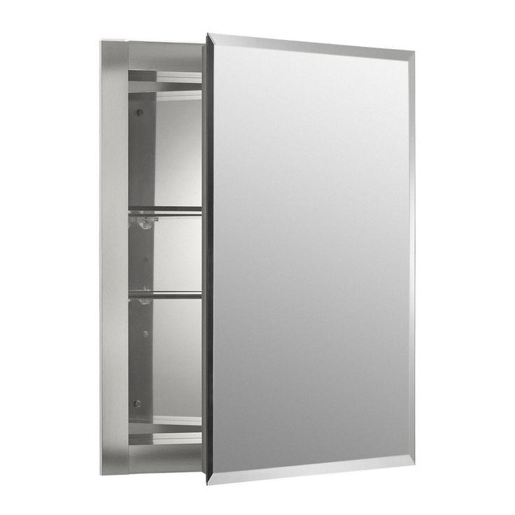 70 30 Inch Wide Recessed Medicine Cabinet Kitchen Design And