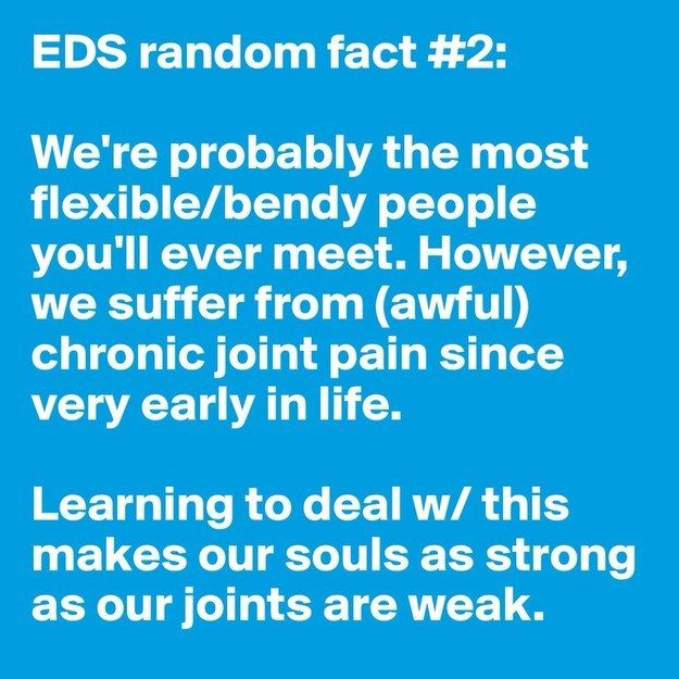 "There's no such thing as ""double-jointed"". 