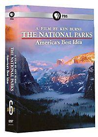 PBS Ken Burns: The National Parks: America's Best Idea DVD Set