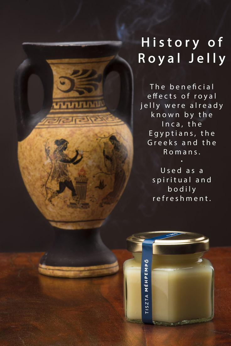 Throughout history, our ancestors have been especially respected by bees, especially the mother-in-law, who is also found in crown decorations and royal crests. We can rightly conclude that beekeeping products have been particularly respected in the past. Later on, he became aware of the beneficial effects of the people. Royal Jelly history, mehpempo, méhpempő.