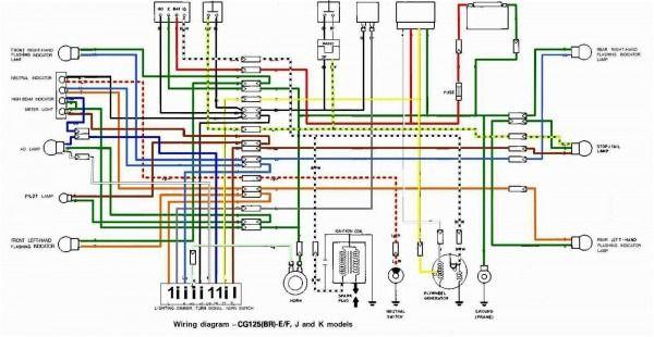 Lifan 110cc Wiring Diagram
