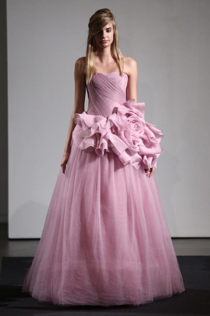 10 best Vera Wang Bridal images on Pinterest   Wedding frocks ...