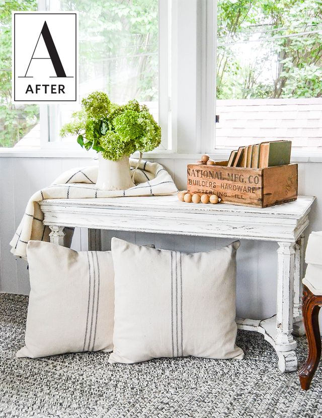 Piano Bench Turned Farmhouse Bench   Looking For Frugal Ways To Add  Farmhouse Style To You Home? Check Out This Piano Bench Turned Farmhouse  Bench From My ...
