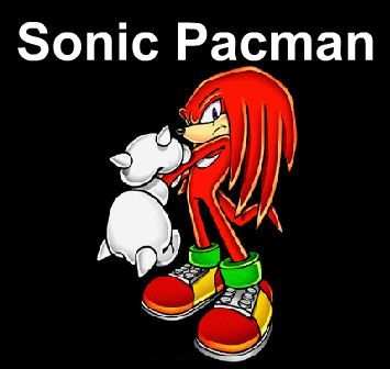 Sonic Pacman 2 game online