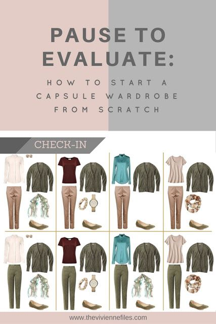 How To Build A Capsule Wardrobe From Scratch: A Brief