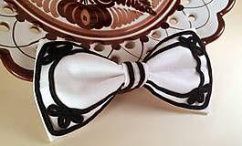 Goralský motýlik / Goral bowtie