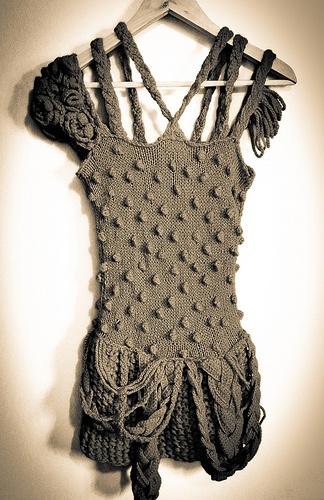 Marie Tchibi (crochet and knitting )