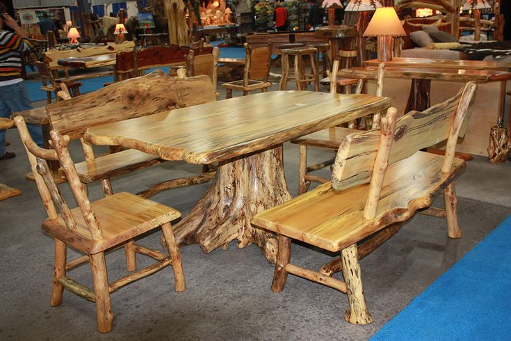 Maple Wood Dining Room Furniture