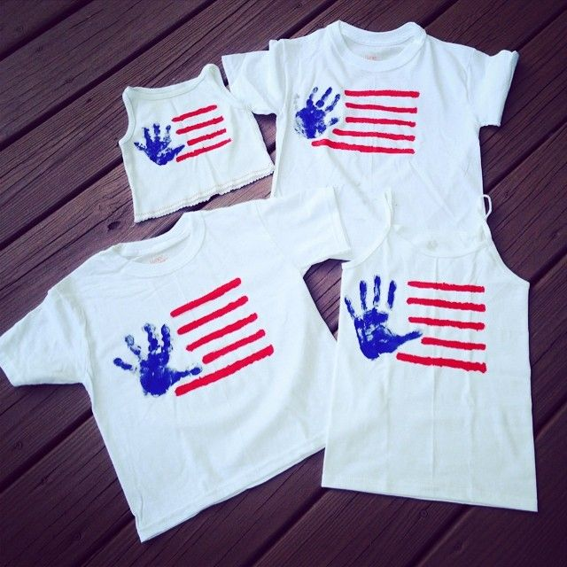 Quick Fourth of July Craft for your Littles #fourthofjuly #DIY #kidscrafts