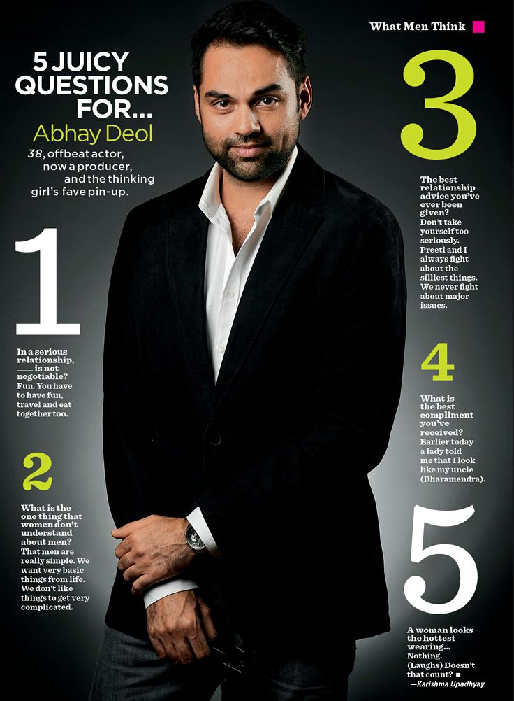 The suave, sexy and very handsome Abhay Deol