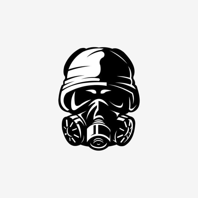 Radioactivity With Gas Mask Pollution And Danger Gas Mask Grunge Radioactive Sign Radioactive Hazard Danger Icons Gas Icons Sign Icons Png And Vector With Tr Gas Mask Gas Mask Art Straight