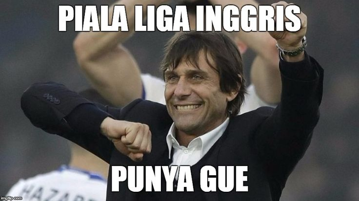 Antonio Conte sudah memenangi banyak sekali kejuaraan, sebagai seorang pemain maupun pelatih. Namun memimpin Chelsea menjadi juara Liga Inggris akan menjadi yang terhebat.
