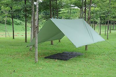 Waterproof Tarps - Easy to Use Canvas Hammock Cover, Best