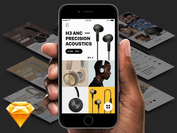 B&O Play Concept App