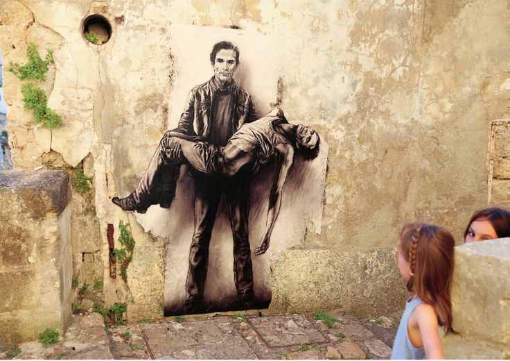 "ActuaLitté on Twitter: ""Une Chapelle Sixtine du street art dédiée à Pier Paolo Pasolini https://t.co/jIWXBwOZOq https://t.co/pniShvWLcK"""