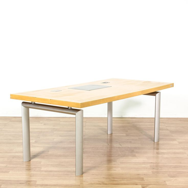 Oversized Wood And Metal Laptop Table: 25+ Best Ideas About Large Computer Desk On Pinterest