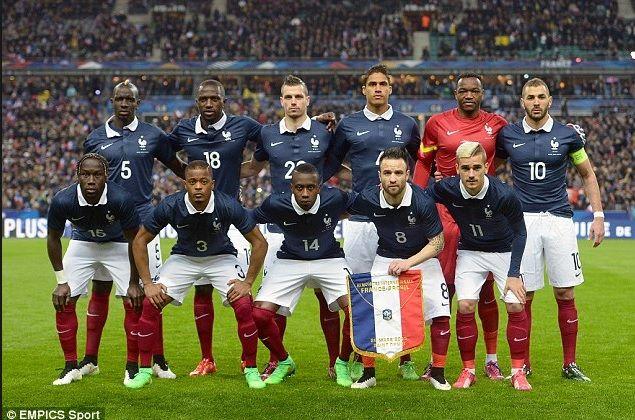 Euro 2016 : France - Roumanie - Au Bout du Suspense - https://www.isogossip.com/france-euro-2016-bout-suspense-16645/