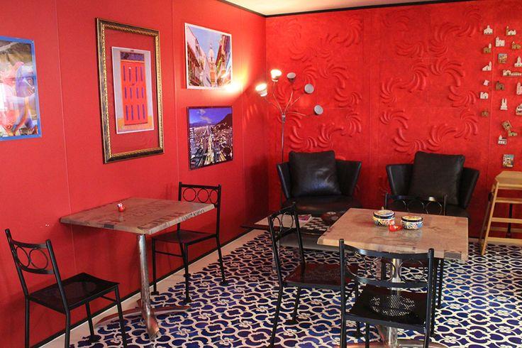 Macondo Café Salisbury