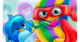 Exclusive Giveaway Club and MyPlayCity offer: no third-party ads and browser add-ons!Help Teddy-Yeti stop the global warming and save penguins in the captivating match-3 game Penguin Rescue! Are you ready to enjoy the breathtaking and ice-chilling journey to the South Pole? In the funny game Penguin Rescue you'll get a perfect chance to get smarter and become a penguin superhero, so launch it right now! System Requirements: Windows XP/Vista/7/8/10; Processor 1.2 Ghz or bet...