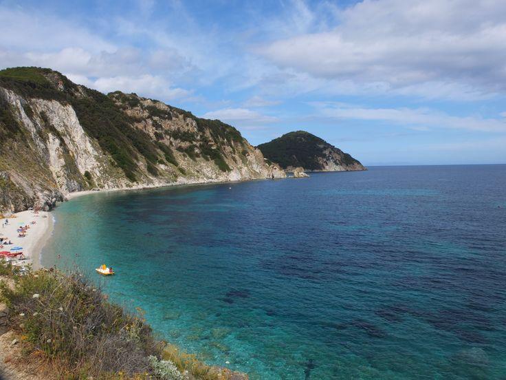 Isola d'Elba, spiaggia di Sansone