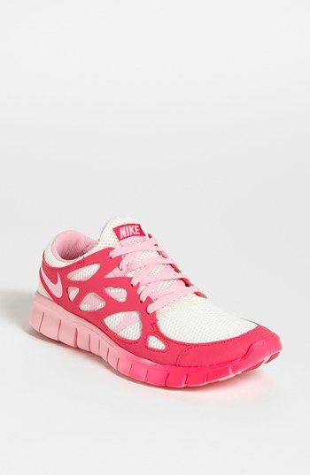 Nike 'Free Run 2 EXT' Running Shoe (Women) available at #Nordstrom