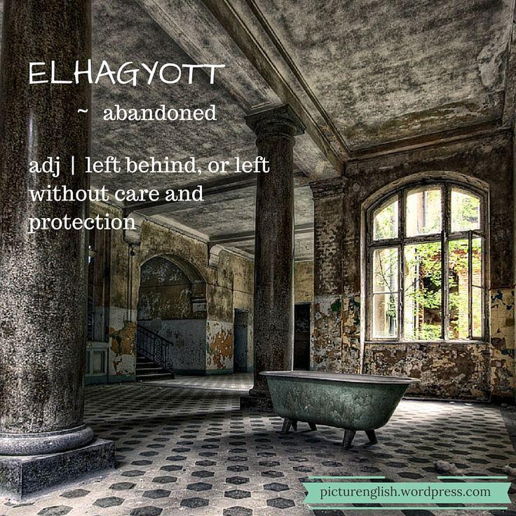 Abandoned / Elhagyott