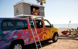 Maverick campervan. Cheap Campervan hire in North America | STA Travel | USA Campervans