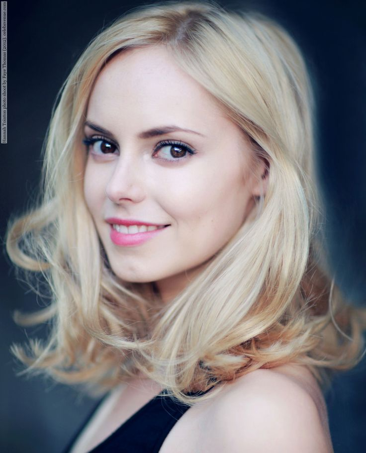 Picture of Hannah Tointon
