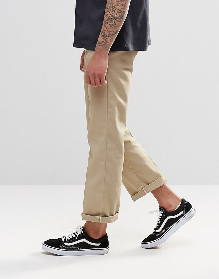 Image 1 of Dickies 873 Work Pant Chino In Straight Fit