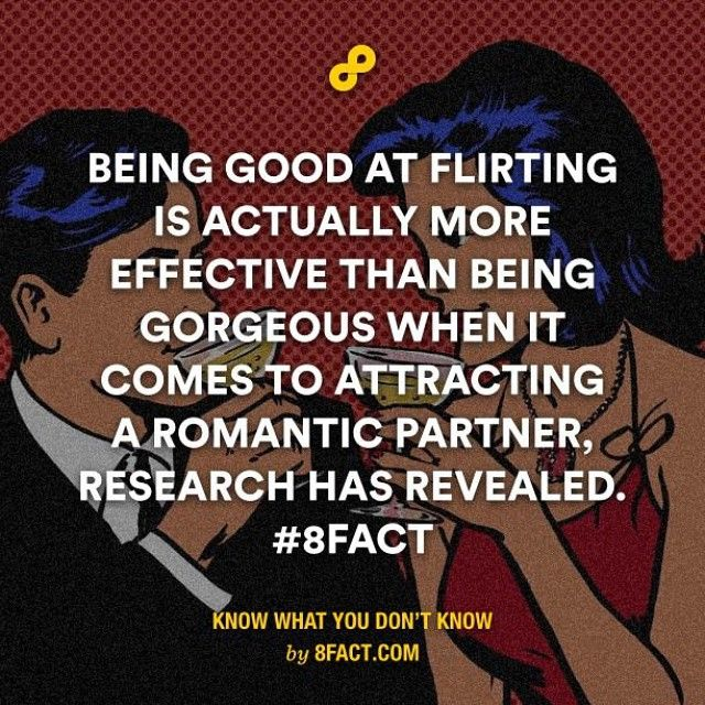 And here you are, good at neither. #8fact