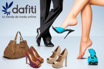 Cupones de descuento Dafiti México tu tienda de moda online.