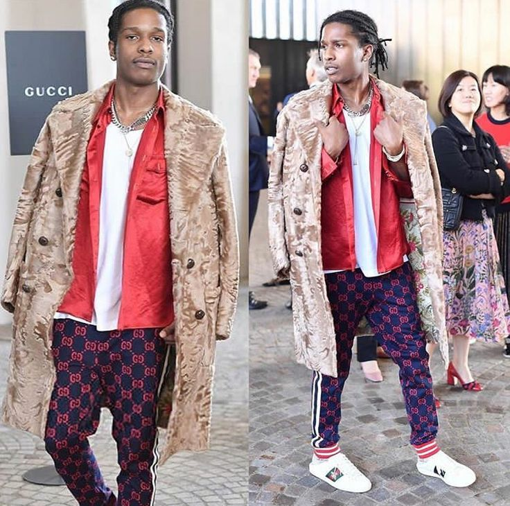 ASAP Rocky x Lord Pretty Flacko x Gucci 2017