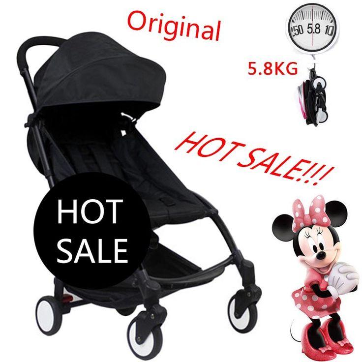 Travel BABYYOYA Stroller Take On The Plane Umbrella Fold Portable Kinderwagen Bebek Arabas Super light Buggy Stroller