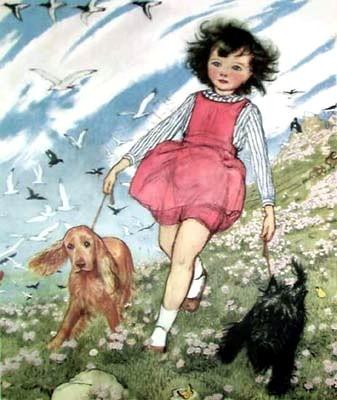 Muriel Dawson illustration