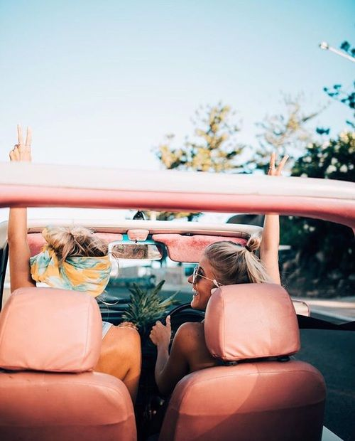 Who is needing a little best friend road trip action? Send her a Miss Ya package, so she knows you're thinking about her!
