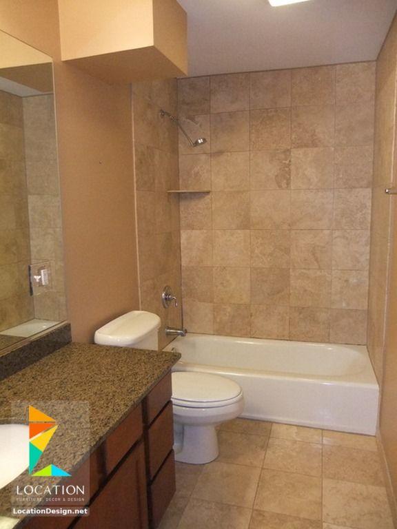 ديكورات حمامات صغيرة المساحة 50 تصميم حمامات مودرن بأفكار رائعة جدا Corner Bathtub Home Decor Home